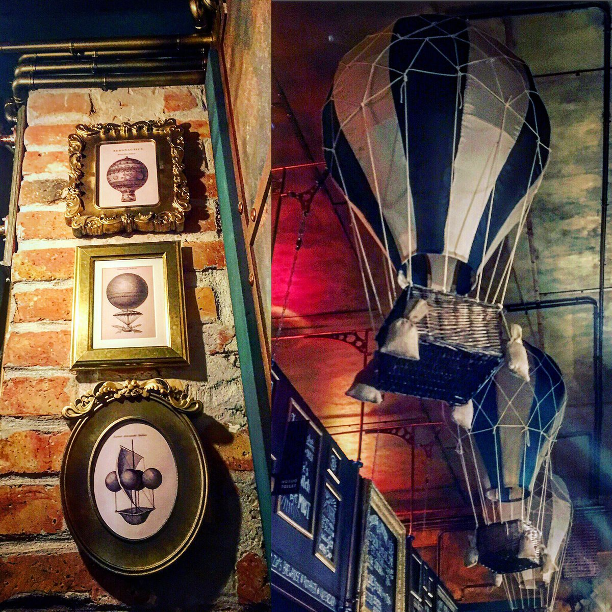 #Design Awesome of the Day: Krak'n Town #Steampunk #Cafe #Restaurant in #Budapest #Hungary via @ExpatPressBud #SamaPlaces #SamaDesign