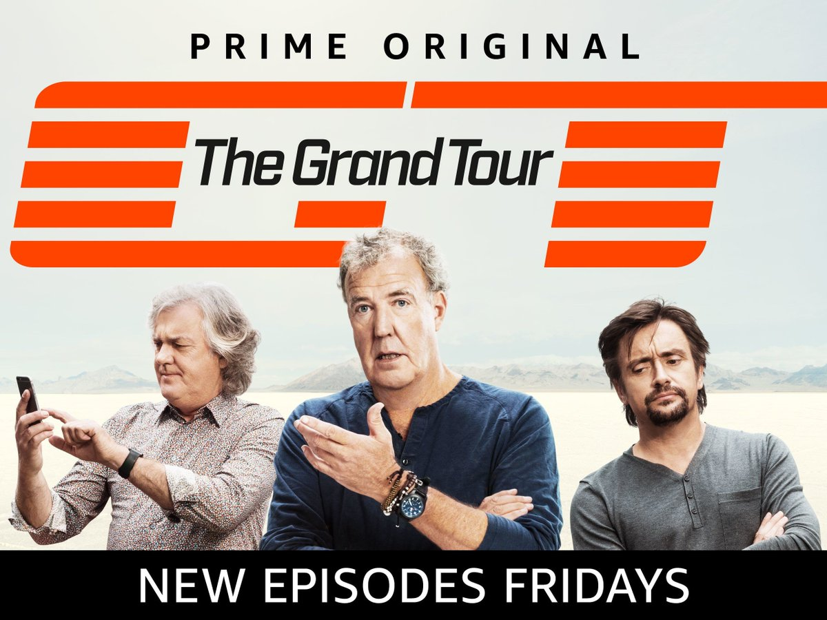 They're back :-) The Grand Tour Season 2 : Watch online now with Amazon Instant ...