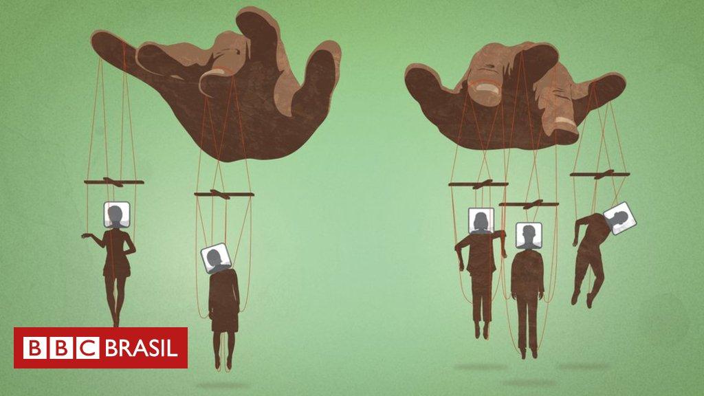Exclusivo: investigação revela exército de perfis falsos usados para influenciar eleições no Brasil https://t.co/5sJqBd4JMR