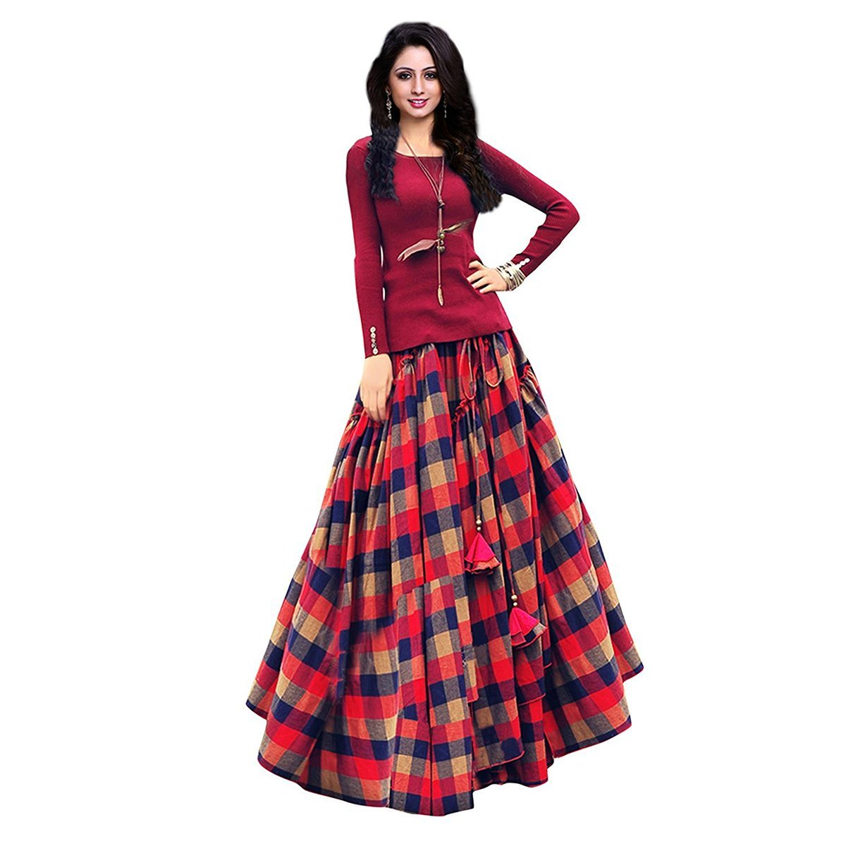 df7c2107b33e0d Crop Top and Skirt Lehenga Collection Online Shop Here     http   bit.ly 2j6wYlX COD Available