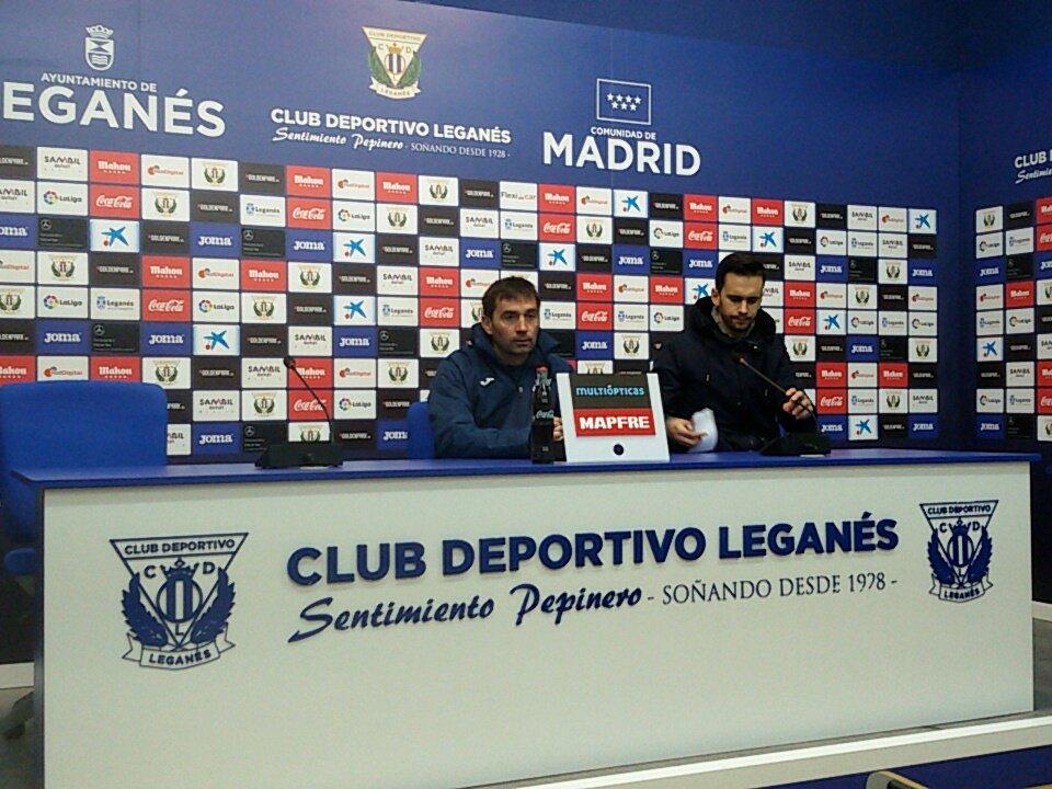 DQhlNBdWsAAish1 El Leganés tiene 4 bajas, Mauro y Ezequiel entrenan con el grupo - Comunio-Biwenger