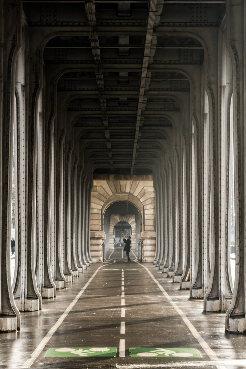 Javan Ng On Twitter Finding Symmetry At The Pont De Bir