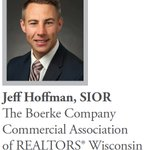 Congratulations to 2017 National Commercial Awards Honoree Jeff Hoffman, SIOR! https://t.co/TmGDxBggqD #CRE #GETREALTOR @SIORglobal
