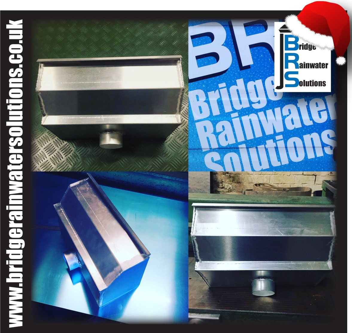 Bespoke aluminium hoppers by Bridge Rainwater Solutions. #bespoke #aluminium #hoppers #gutters #builtnotbought #bridgerainwatersolutions #fabricated #madetoorder #special #somethingspecial #specialised #powdercoated #Manchester #Tameside #picofthday #followme<br>http://pic.twitter.com/7VnpTXp4bw
