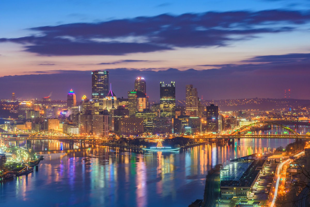 Pittsburgh Skyline Christmas 2021 Dave Dicello On Twitter The Christmas Tree At Point State Park Glows Brightly Near The Fountain Basin Just Before Dawn While Beautiful Clouds Provide The Perfect Backdrop For The Pittsburgh Skyline Https T Co Zx2nuf3mr8