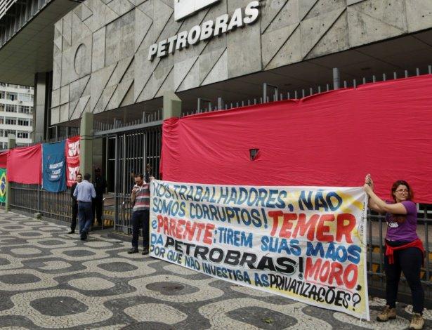 Moro sugere que Petrobras monitore a vida dos funcionários Moro sugere que Petrobras monitore a vida dos funcionários