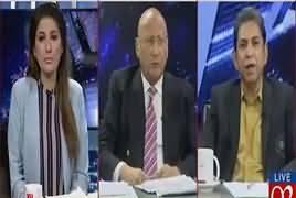Night Edition  – 8th December 2017 - Asif Zardari And Tahir ul Qadri Meeting thumbnail