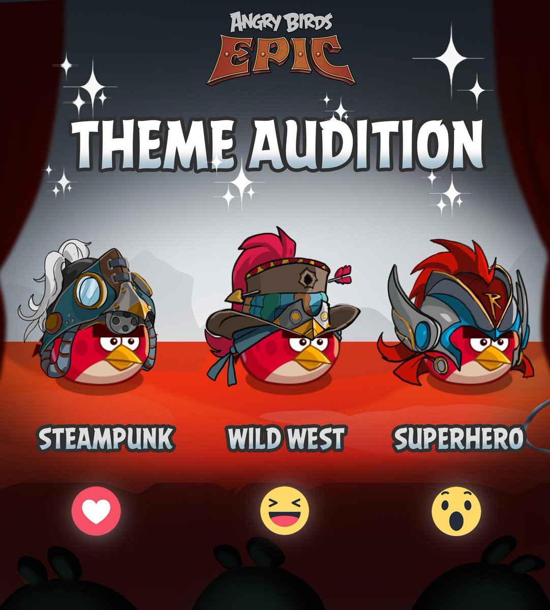 angry birds social media Angry birds, free and safe they're so angry that they present themselves to the player as kamikaze fighters with a to provide social media features and to.