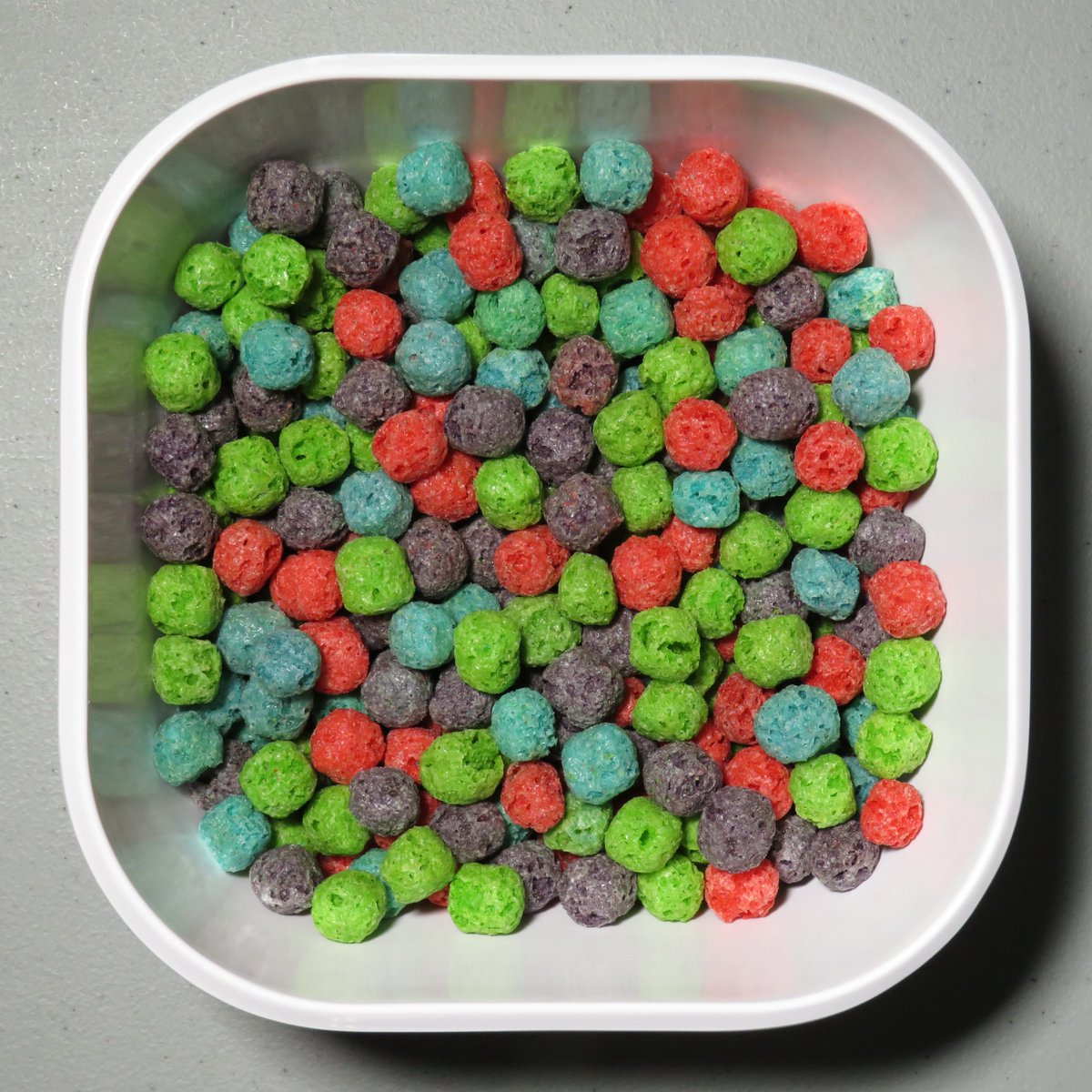 Cap'n Crunch Oops All Berries : If the video embedded above is not viewable, you can see it at these other fine video sharing sites: