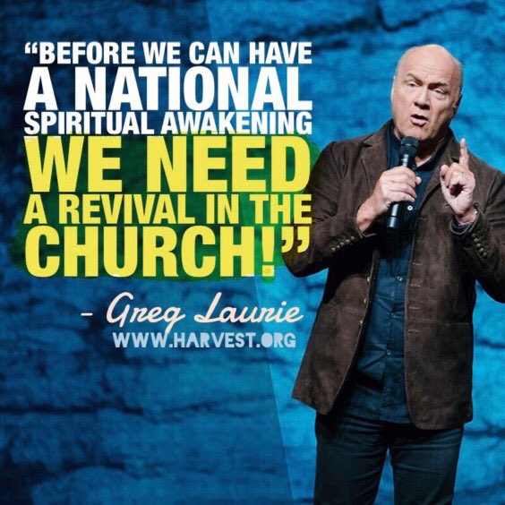 Greg Laurie on Twitter: