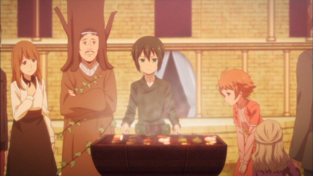 キノ焼きw #kinonotabi #キノの旅 #bs11 https://t.co/vBlSNyYpVC