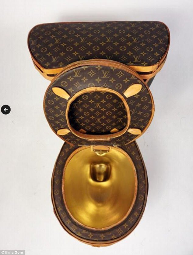 Louis Vuitton Toilet Seat.Gustavo On Twitter Forget School Invest In Bitcoins So