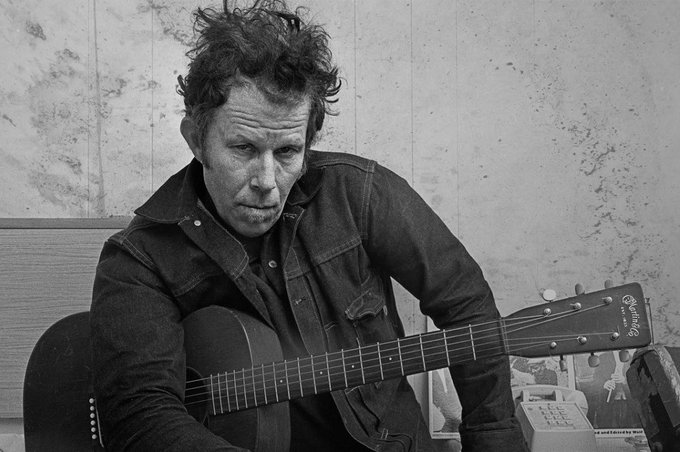 Meant to say happy birthday to my hero yesterday, but, as they say, Tom Waits for no man