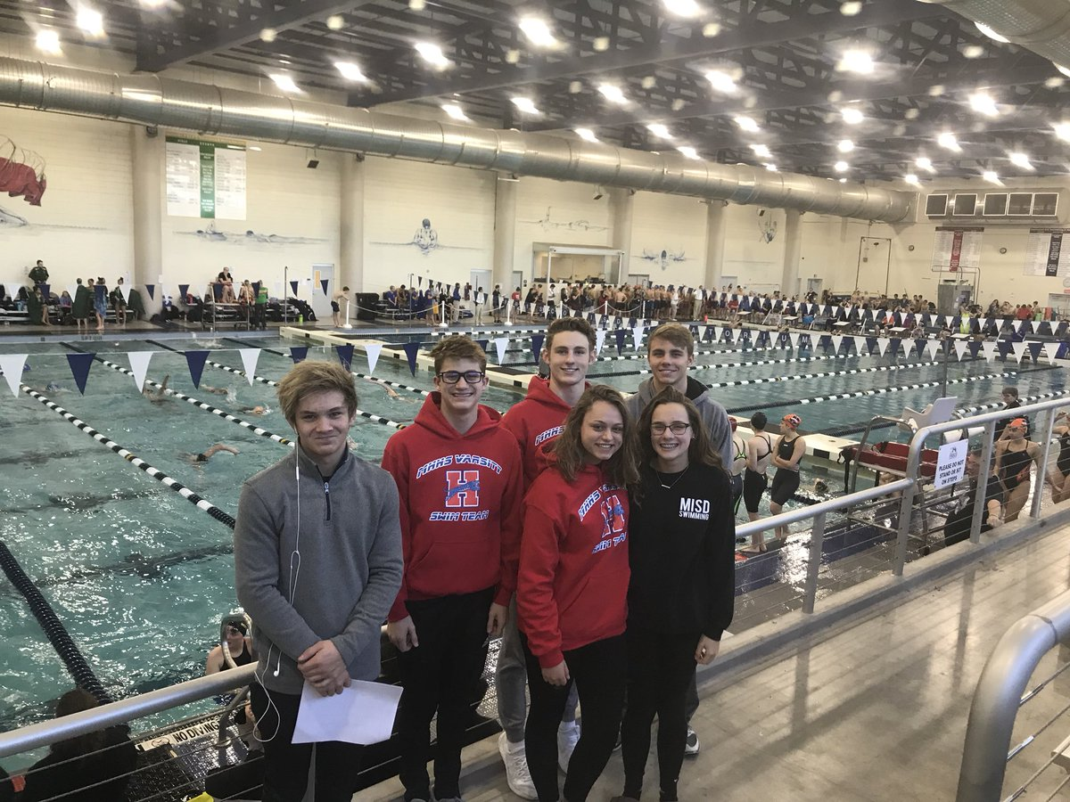 We are so proud of our swimmers! Good luck today at #tisca #misdproud #jags #panthers