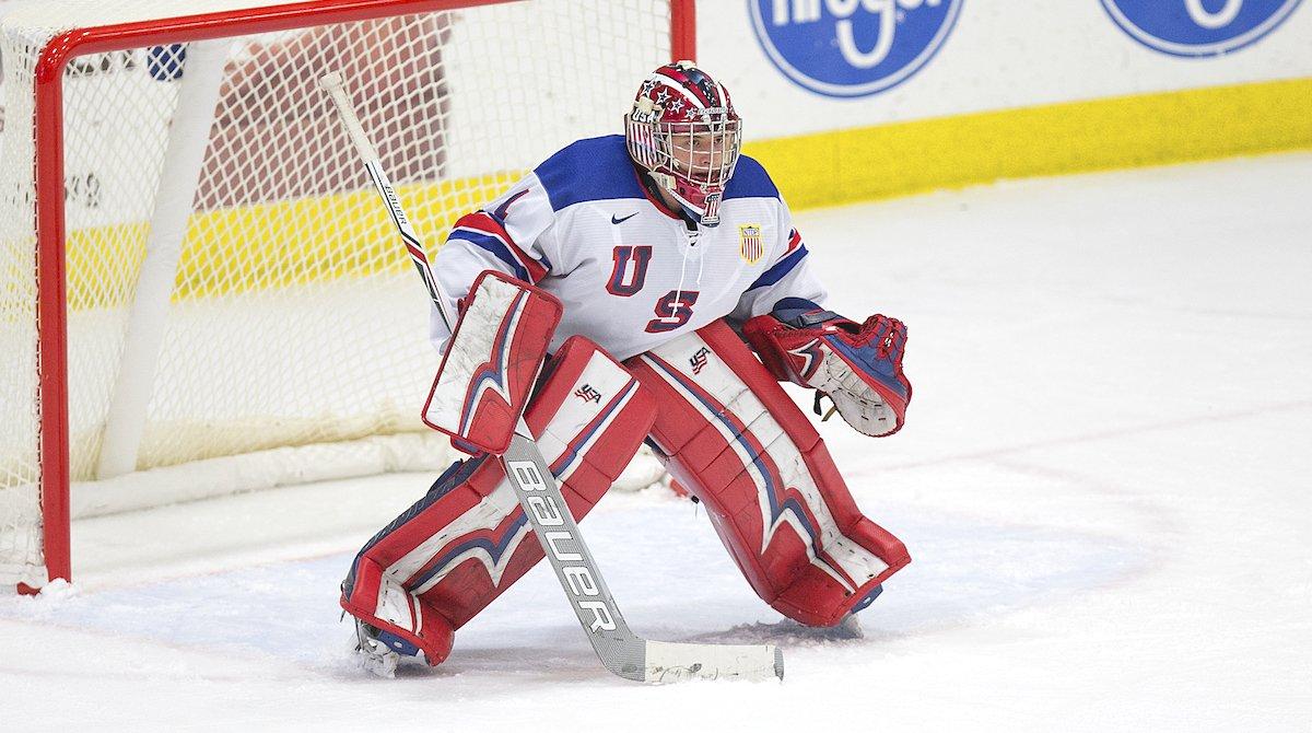 Usa Hockey On Twitter At 12 30pmet Today Usahockeyntdp Goalie