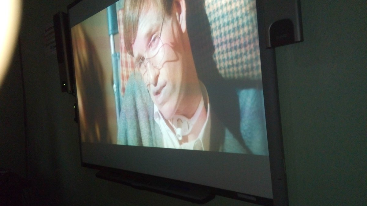 Appearance is not everything, in the face of disability, there is ability. #Lessons from 'The Theory of Everything'. #TGIIF #MovieDay<br>http://pic.twitter.com/jqbzOslKCX