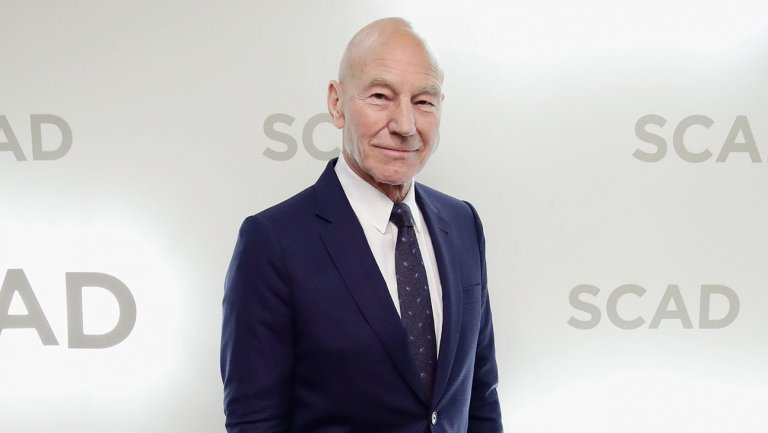 "If Quentin Tarantino Directs ""Star Trek,"" Patrick Stewart Says He Wants In"