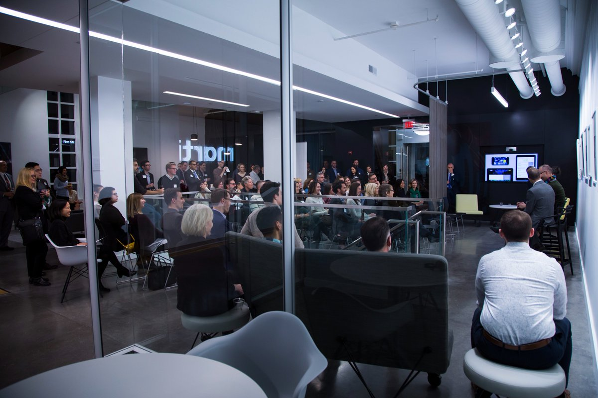 67bec44eb40 ... the Buffalo Urban Futures Forum last night with  CannonDesign  NewEraCap  and  AlbrightKnox. Thank you for joining us and showing your support for  our ...