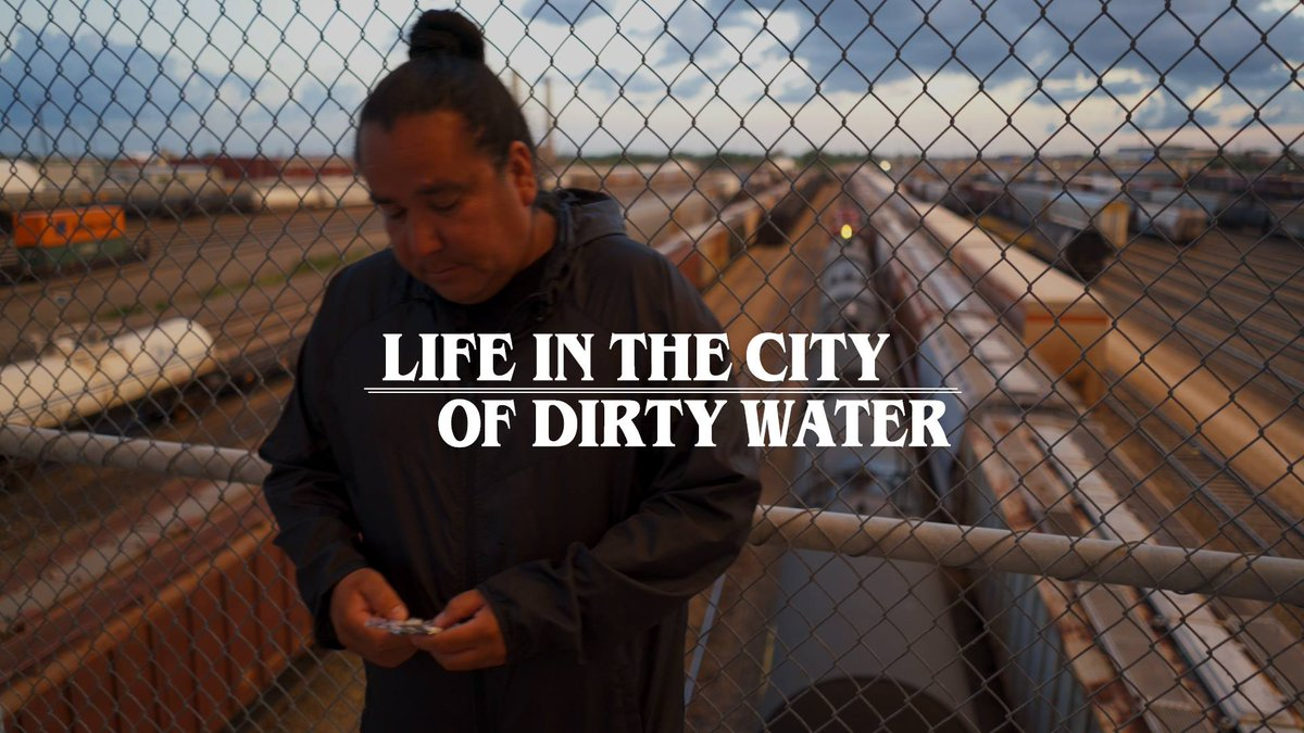 @TaikaWaititi Super proud of you Brother!!!! Wanted to ask you if you could check out my film trailer &quot;Life in the City of Dirty Water&quot; it&#39;s about growing up #Indigenous in Winnipeg, Canada. Pls RT if you like it &amp; keep representing!  https://www. youtube.com/watch?v=LUX3Ge 4d1XE &nbsp; …  #Decolonize #Pegcity<br>http://pic.twitter.com/WDA5wfHCWr