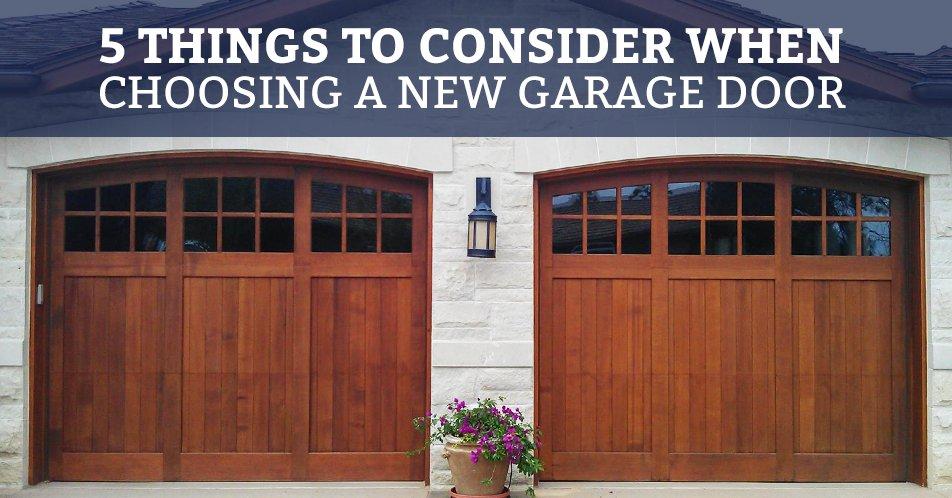 American Garage Door On Twitter Choosing A New Seems