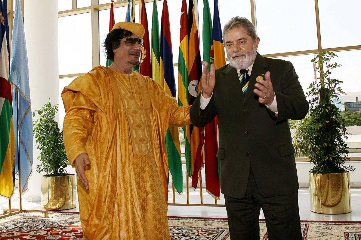 Palocci revela, em delação, que ditador líbio deu alta quantia para campanha de Lula em 2002  Veja em: https://t.co/dUR8VrEWnr