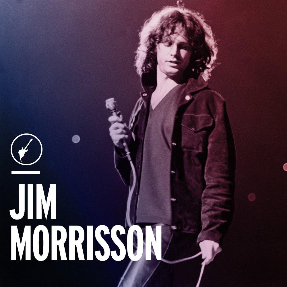 Se estivesse vivo, Jim Morrison completaria 75 anos hoje. Uma lenda que inspirou gerações e continua inspirando. Os gênios vão e o legado fica! Salve Jim Morrison!