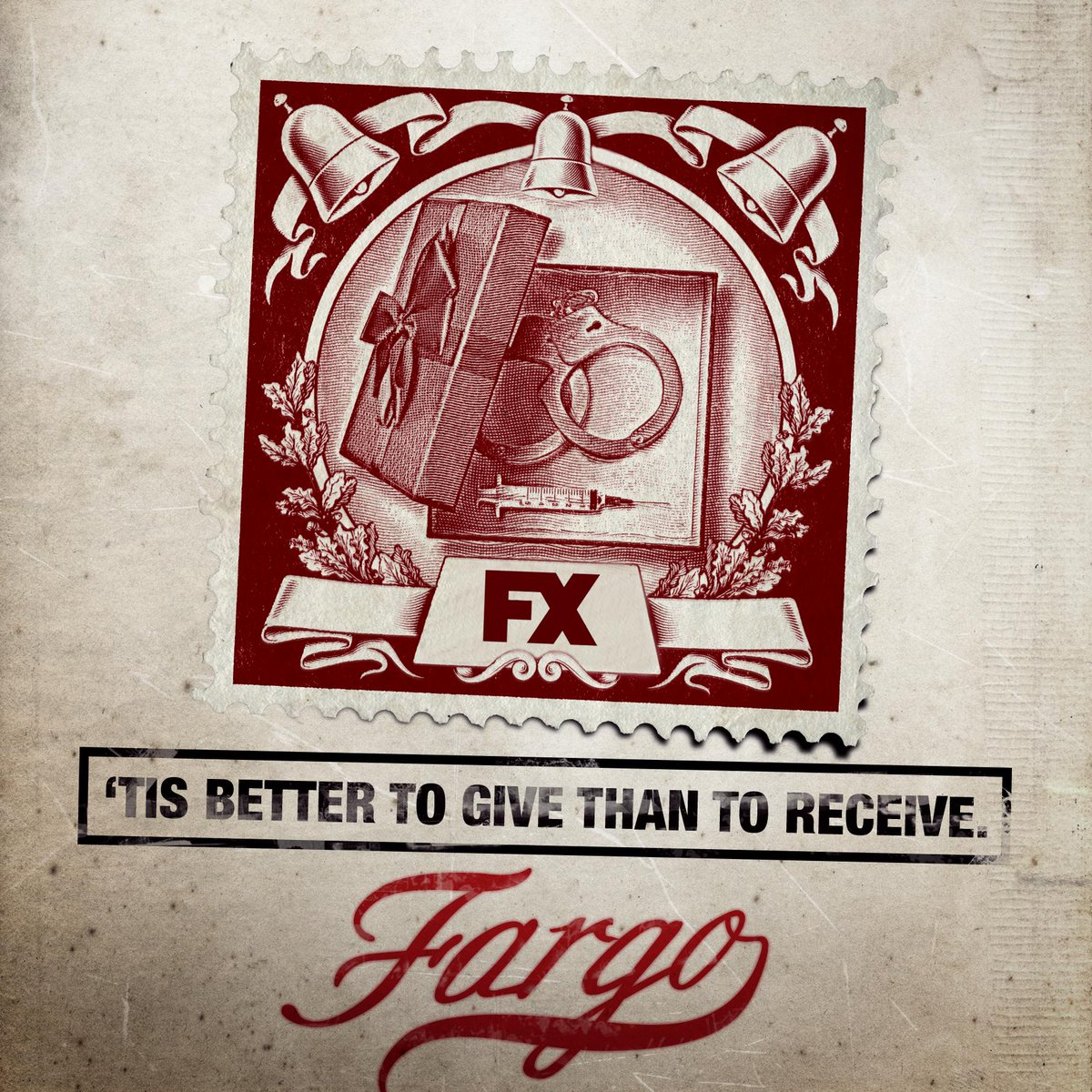 Give a gift thats arresting this holiday season. #Fargo