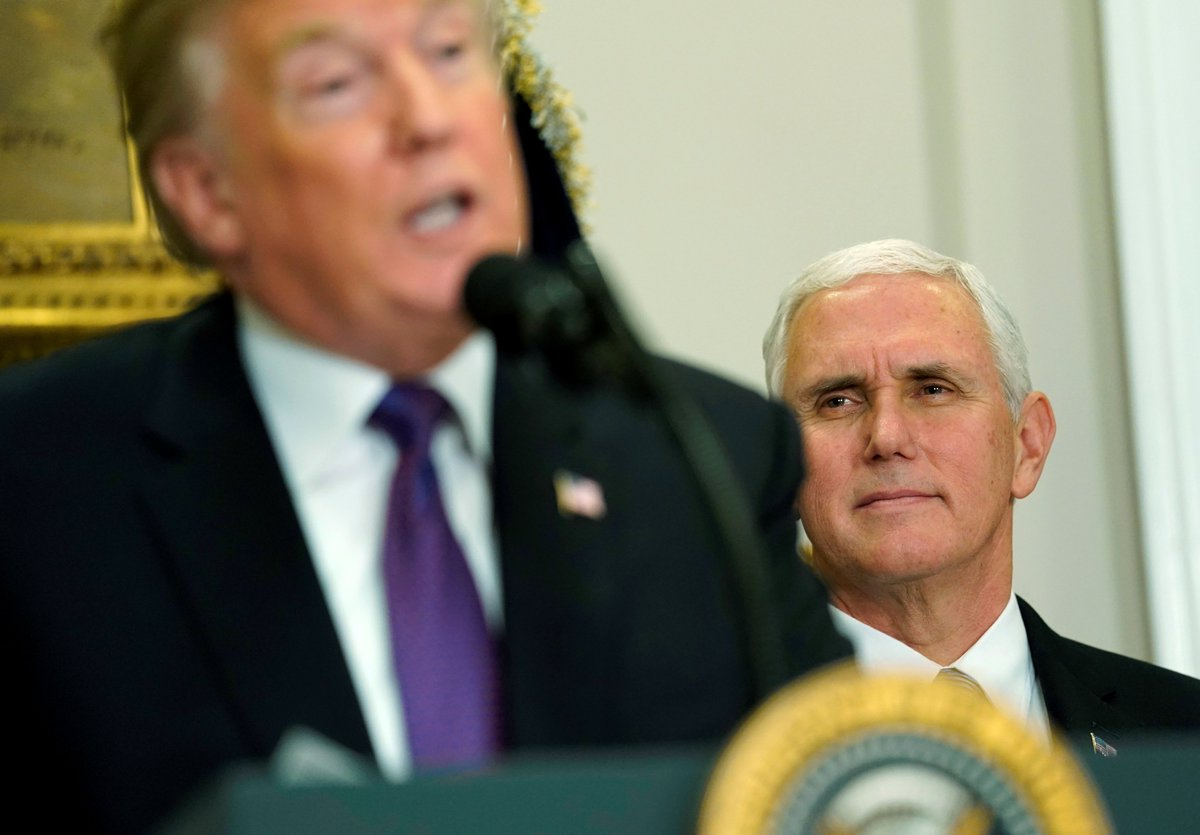Grand imam of Egypt's Al-Azhar cancels meeting with US Vice-President #MikePence https://t.co/3qHCDjz9zB https://t.co/QWZ06hDXZ5