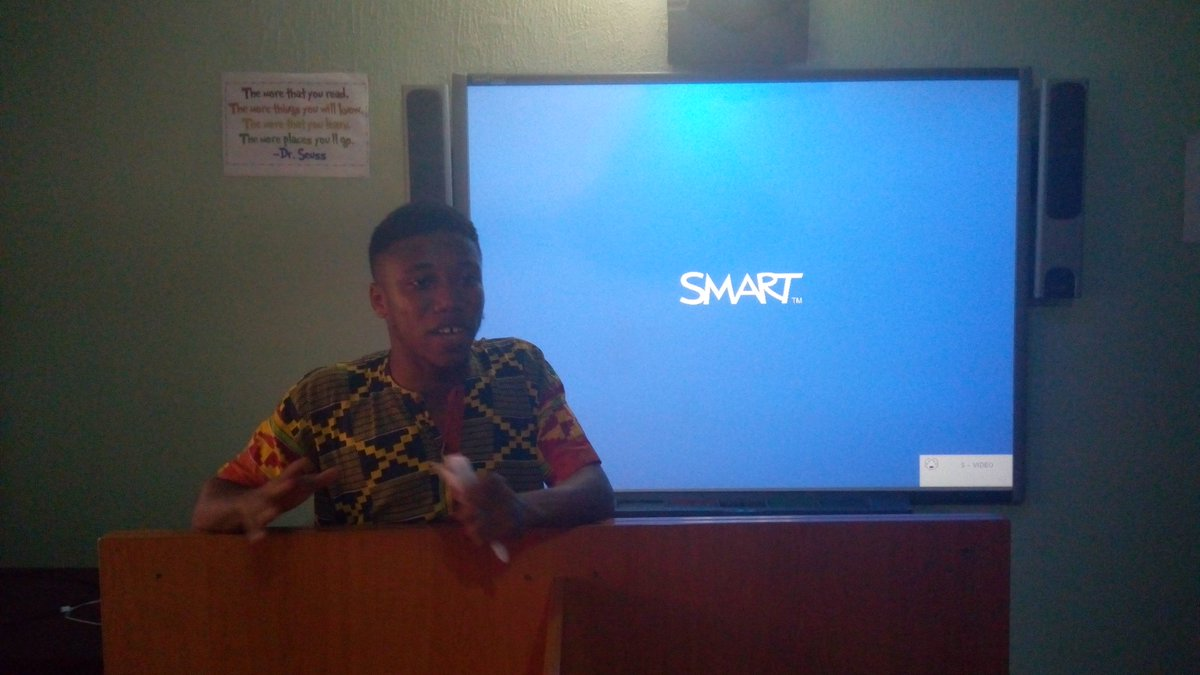 """""""I've got to learn about coding for free because of @kirfoundation."""" – Kelvin Diri #TGIIFYouth #Feedback #TGIIF #MovieDay<br>http://pic.twitter.com/d8925p36gn"""