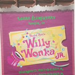 Willy Wonka Jr is coming to Loara families, next Wednesday, 12/13, at 6 pm and Thursday, 12/14, at 7 pm. Contact school for more info. #LoaraLeopards #VAPA