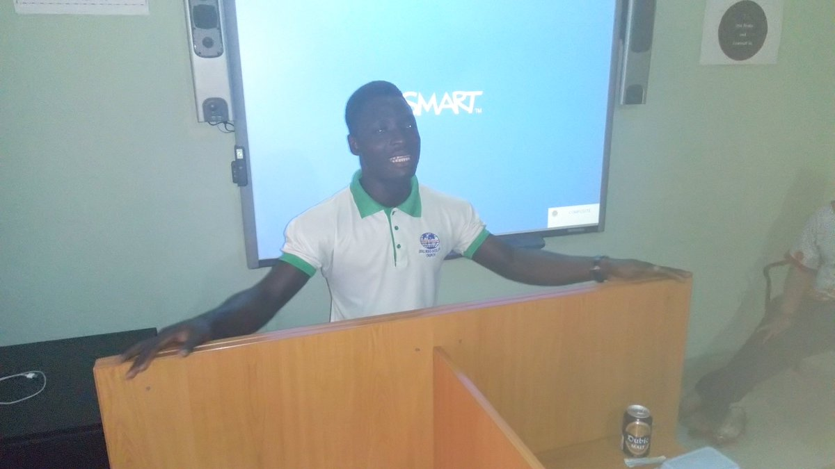 """""""There is no place that I'll go that I can't speak and it's because @kirfoundation has transformed my life."""" – David Daniel #TGIIFYouth #Feedback #TGIIF #MovieDay<br>http://pic.twitter.com/T9a4a0Oz0v"""