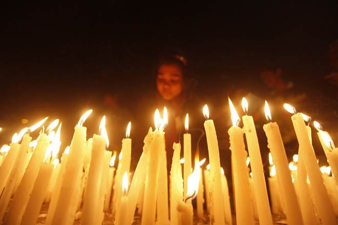 #TrinamoolCongress candlelight vigil to protest #Bengal labourer's murder in #Rajasthan  https://t.co/GdNqlODSWw