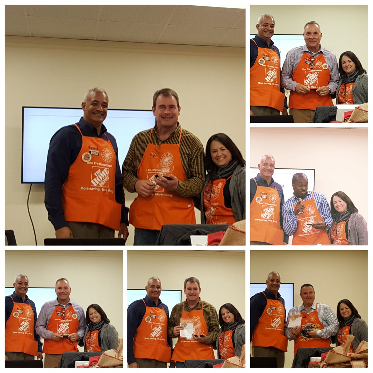 More #Recognition from today&#39;s meeting #BestSales #BestProCCS #BestOnlineSat #BestScop #BestLTSA #BestSpecialtySales for Q3 rocked it out team congrats @b_mungul<br>http://pic.twitter.com/qepohJ9409 &ndash; à The Home Depot