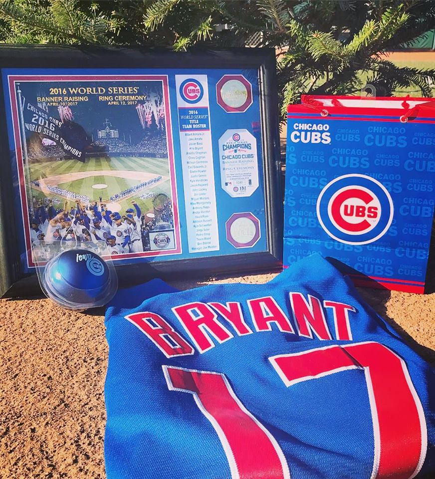 cc29b8d0dd7 ... this giveaway pack including a 2016 World Series Kris Bryant jersey and  a framed 2016 World Series print just for  attending!pic.twitter.com/OAA0SwCcDX