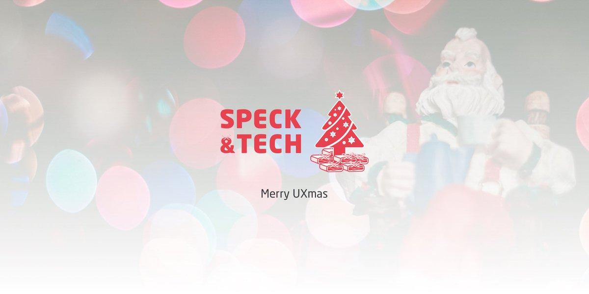 Speck&Tech on Twitter: