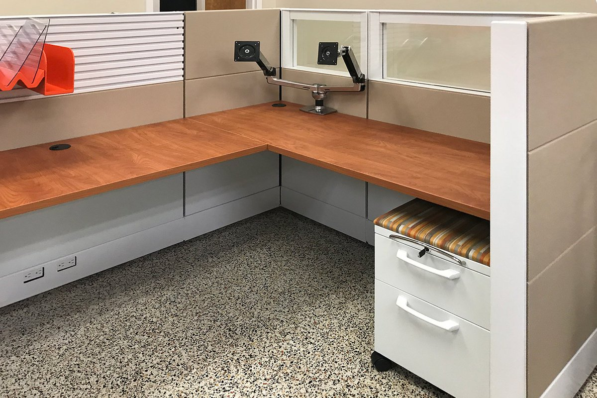... Person For Office Workstations. If You Think So Too, Stop By Our  250,000 Square Foot Showroom Located At 4800 W. Roosevelt Road In Chicago!