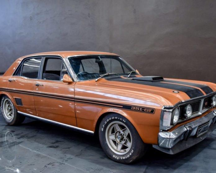 Gas monkey garage gasmonkeygarage twitter for Garage ford orange