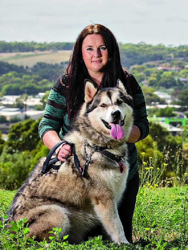 'He took the dog and a hammer': For Tracey, the cruelty started with her pets; A calculated show of force and control. And it's disturbingly common. https://t.co/3bDDjrIAVc