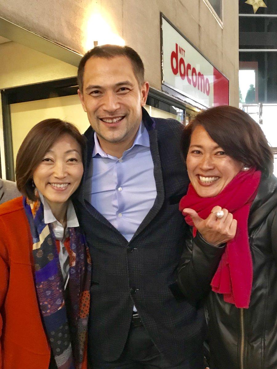 """田中ウルヴェ京 no Twitter: """"定例の集合、アスリート会。話足りずあっ ..."""