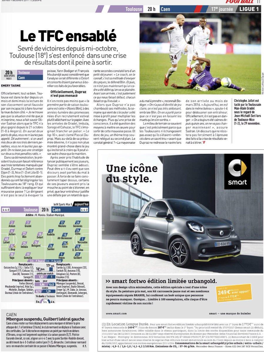 [17e journée de L1] Toulouse FC 2-0 SM Caen DQj5NHXWkAE2TNo