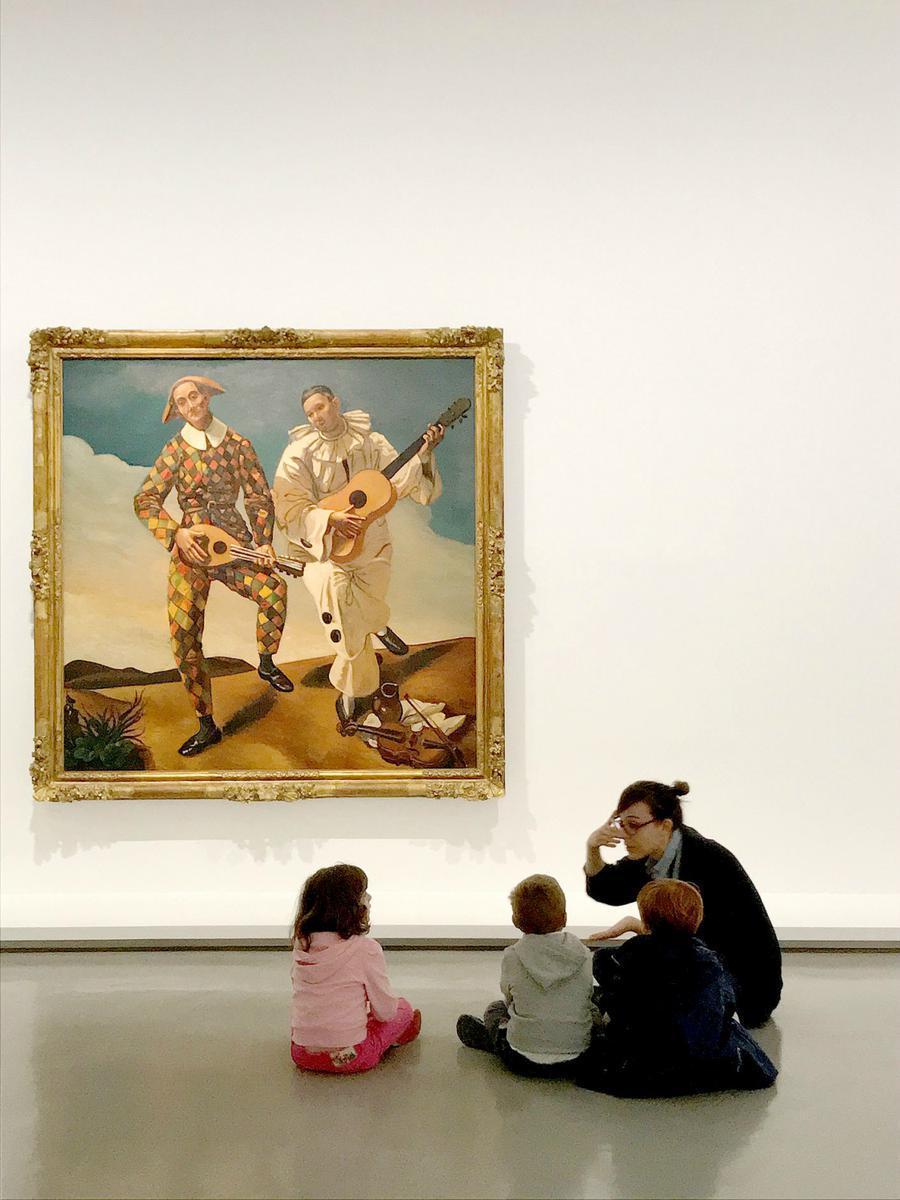 #Vacances de #décembre :tous au musée avec les #enfants à #Paris ! #Education #Art >> https://t.co/a2v4h1MkIP