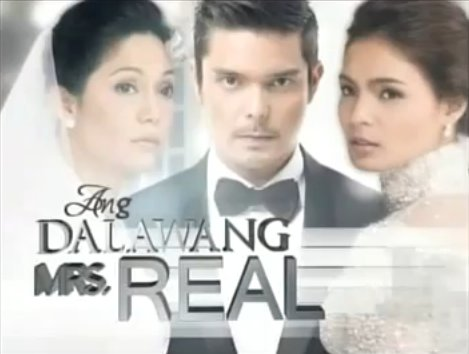 Ang Dalawang Mrs. Real -  (2014)