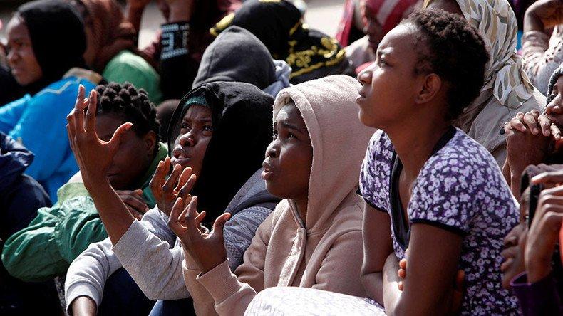 EU, IOM help hundreds of West African migrants return home from Libya https://t.co/yd9U7DB1kc