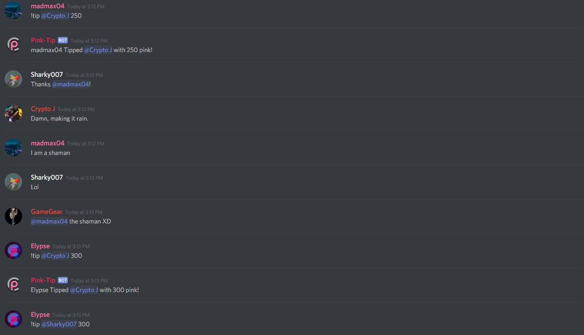 Channel Bot Discord
