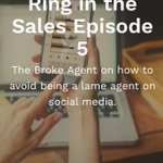 "Check me out on the  @GeographicFarm podcast ""Ring In The Sales"" for some social media knowledge: https://t.co/D5mFh0rEGO"