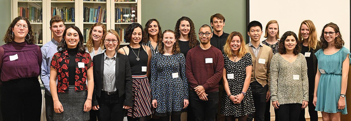 test Twitter Media - Congrats to the 17 Wesleyan seniors elected to the Connecticut Gamma Chapter of Phi Beta Kappa honor society! https://t.co/bgvOFLuZv9 https://t.co/o7h5fdZTRp