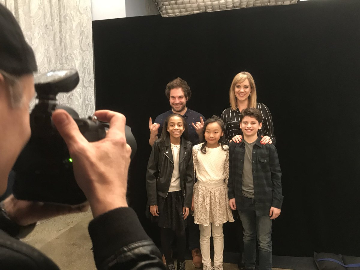 Allie Kiesel Archives - Young Broadway Actor News