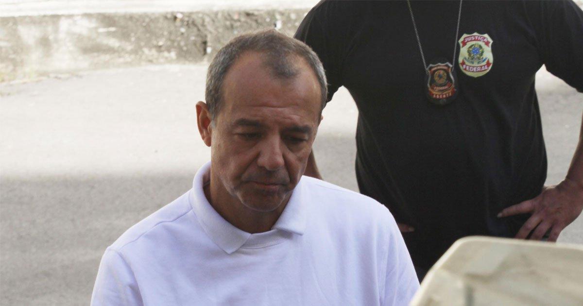Casal está preso no RJ | Adriana Ancelmo e Cabral são aprovados em curso de teologia https://t.co/kgtByuQKrn