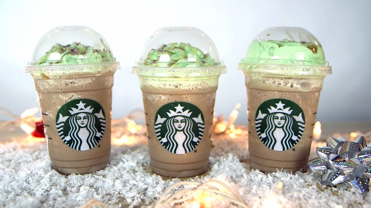We tried the #ChristmasTreeFrappuccino so you didn't have to! >> https://t.co/XwCjV3dTAw