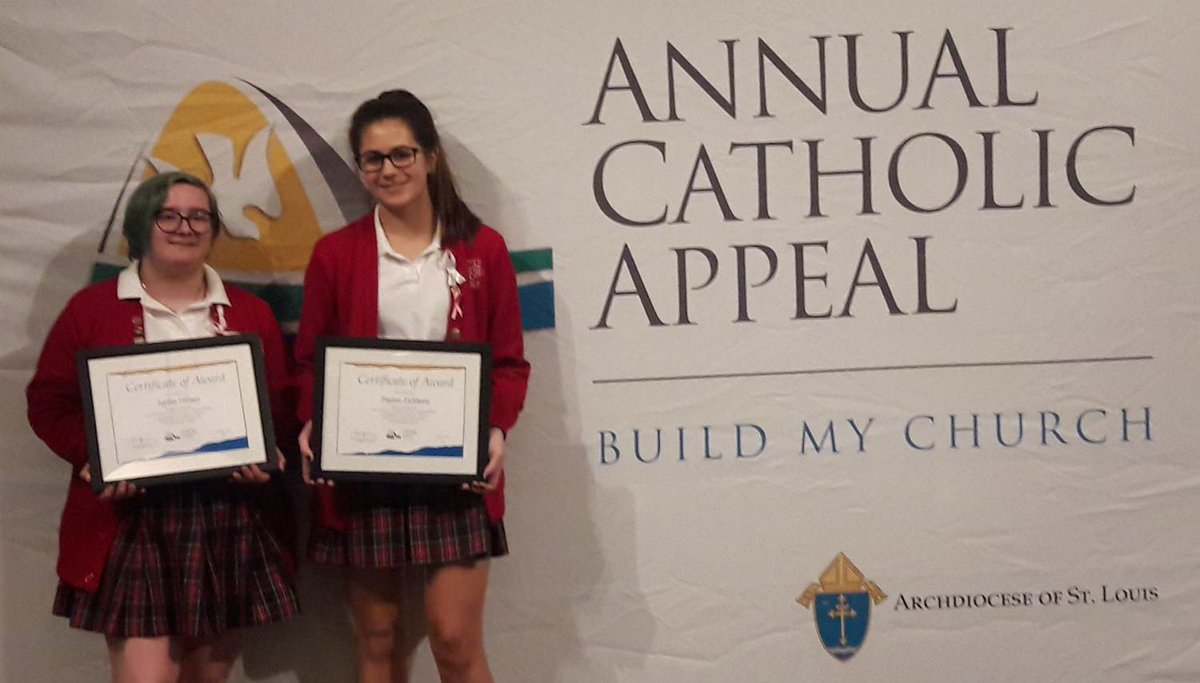 annual catholic appeal st louis essay